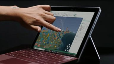 Microsoft introduces the Surface Go tablet