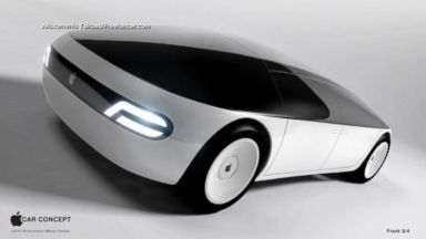 Apple Car rumored to roll out by 2025