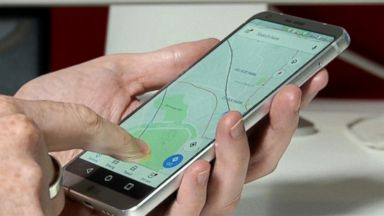 Google accused of storing users' location data
