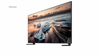 Samsung to unveil 8K TV this fall