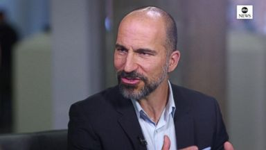 Uber CEO on company culture: 'We have further to go'