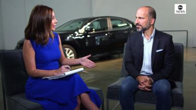 Uber CEO weighs in on whether companies should be forced to put women on boards
