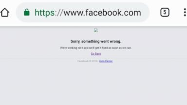 Facebook, WhatsApp, Instagram suffer temporary outage