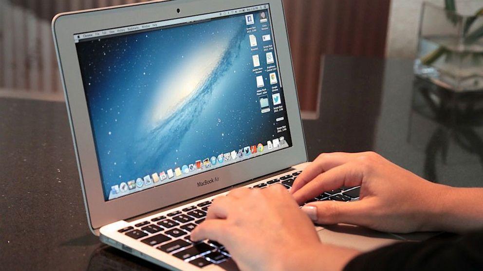 Macbook Air với thời lượng Pin trâu
