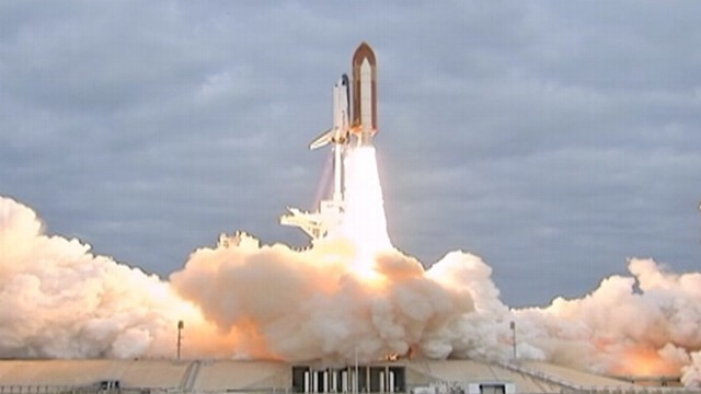 After Last NASA Shuttle Launch, Will U.S. Space Dominance ...