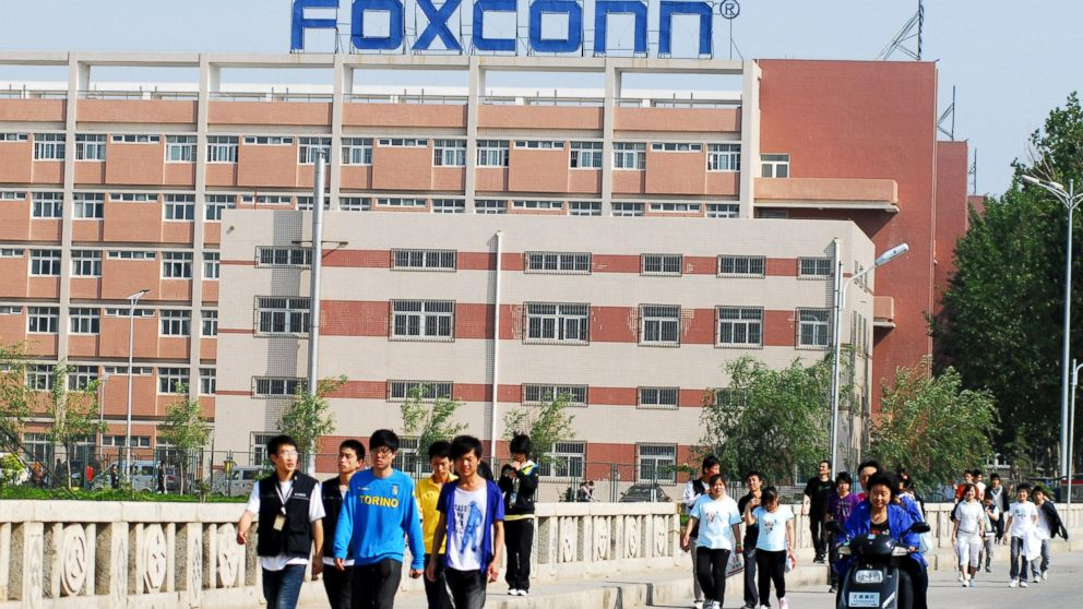 Image result for foxconn pictures