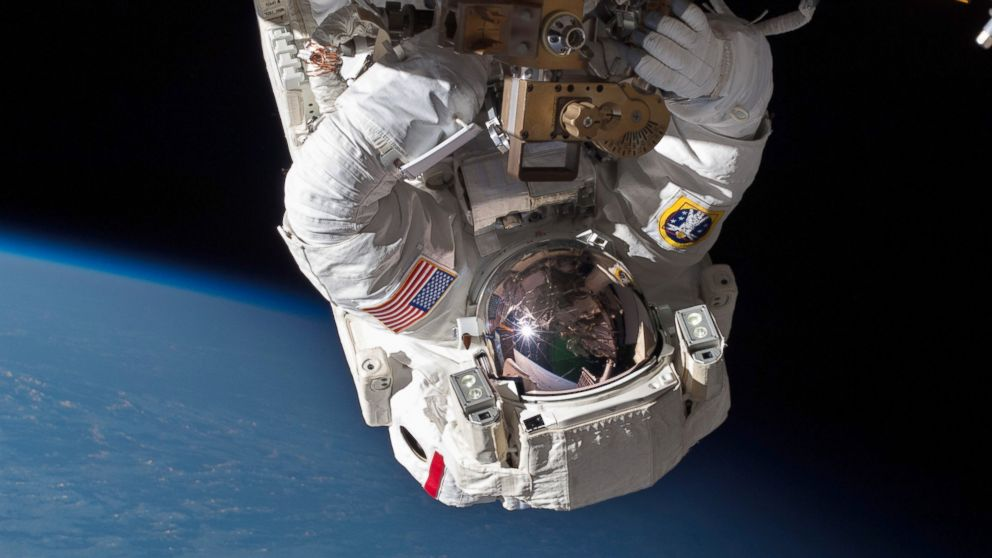 current astronauts in space station - photo #42