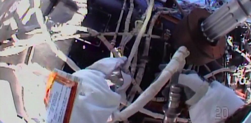 international space station space walk - photo #37