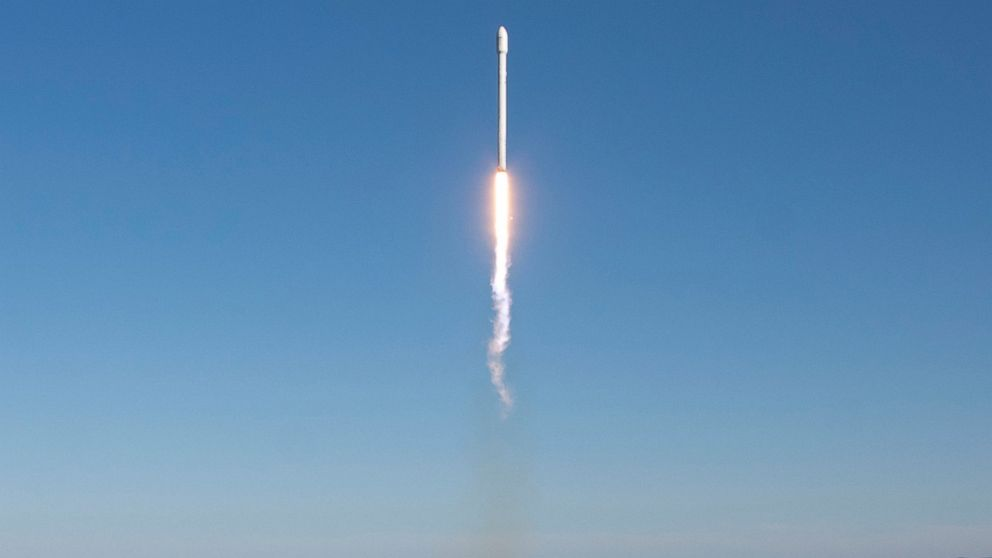 SpaceX Launch of Improved Falcon 9 Rocket Postponed - ABC News