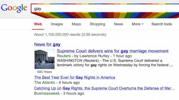 Is Google Gay 37