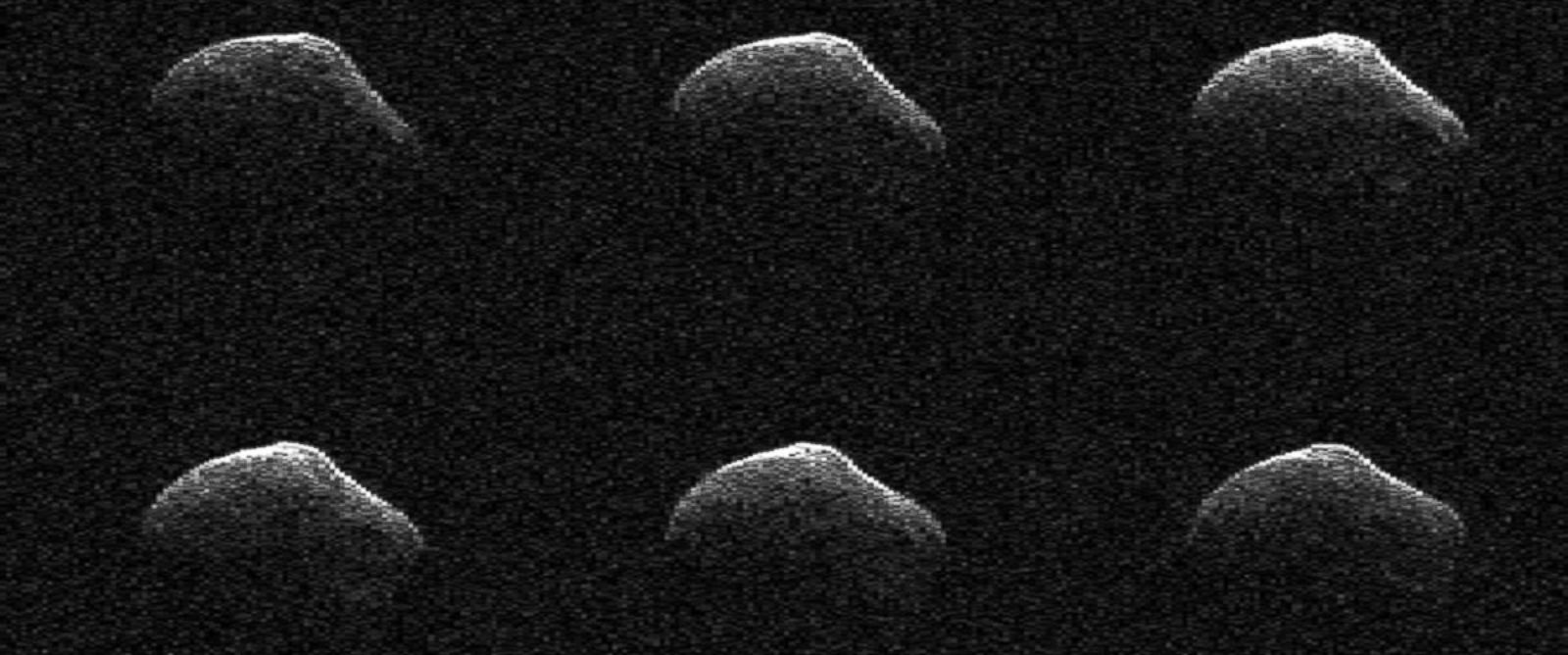 Comet's Close Brush With Earth Seen in Radar Images - ABC News