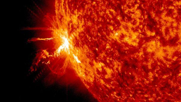 solar storm june 2019 effects - photo #1