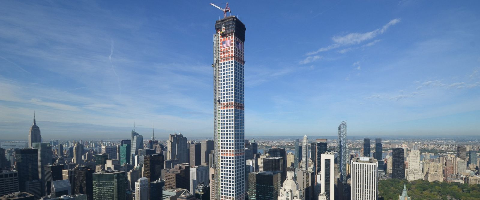 Inside The Tallest Residential Building In The Western