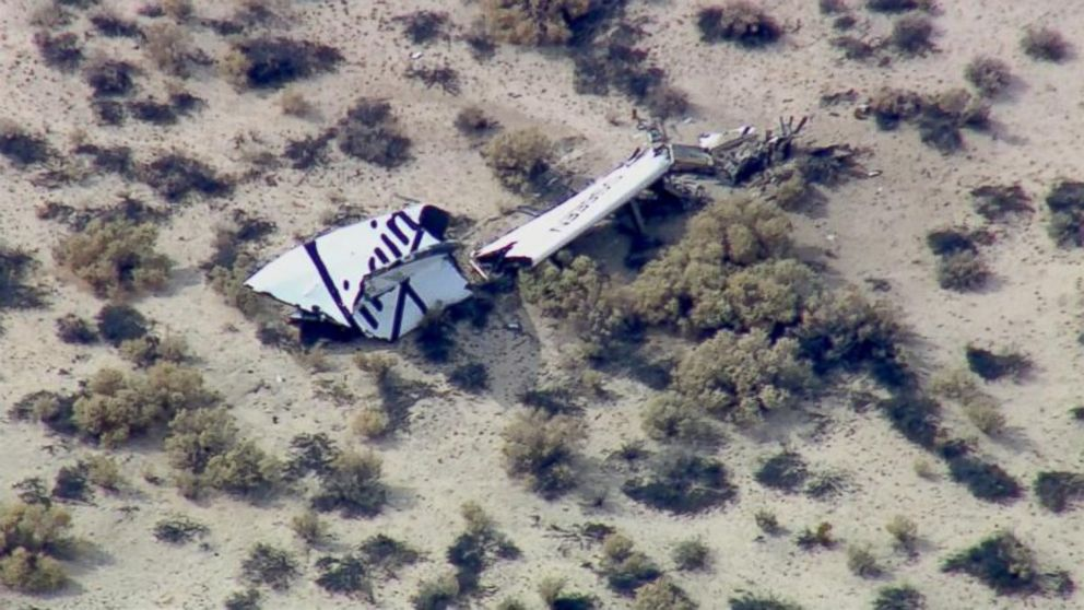 Virgin Galactic News, Photos and Videos - ABC News