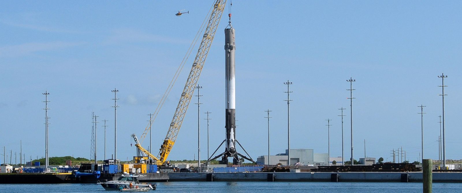 SpaceX Ready for Another Rocket Launch, Landing at Sea ...