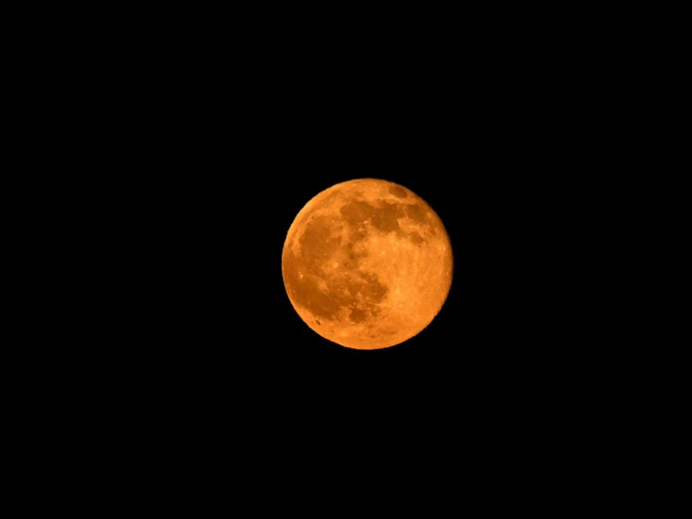 strawberry moon - photo #9