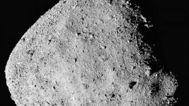 NASA spacecraft enters orbit around asteroid, sets records