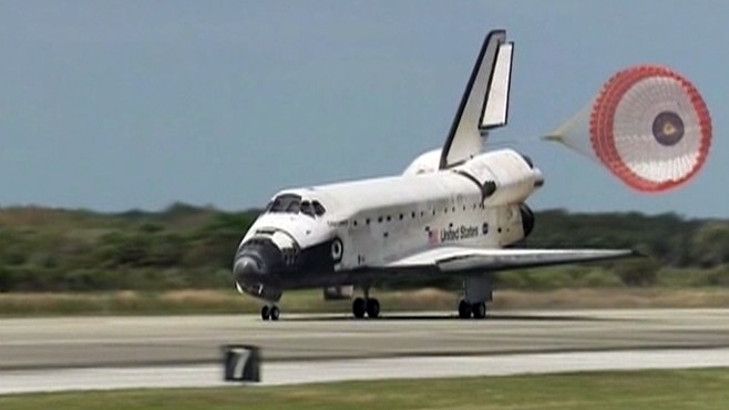 space shuttle start and landing - photo #20