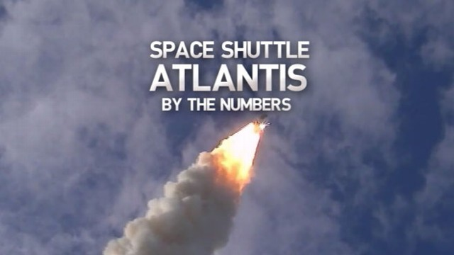 space shuttle atlantis accomplishments - photo #3