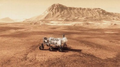 mars rover pictures hd - photo #32