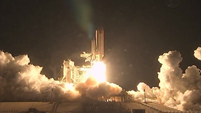 Shuttle Launch Scrubbed by NASA After Equipment Failure ...