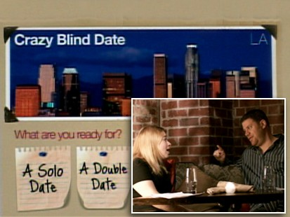 Blind Date Stock Photos and Images