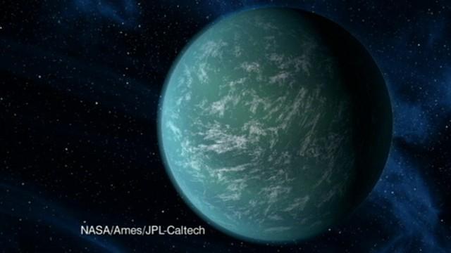 Scientists Discover 'Goldilocks' Planet Video - ABC News