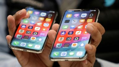 Apple unveils 3 new iPhones, Apple Watch with FDA-approved heart features and fall detection