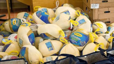 What do shrink-wrapped Thanksgiving turkeys and the Higgs Boson have in common?