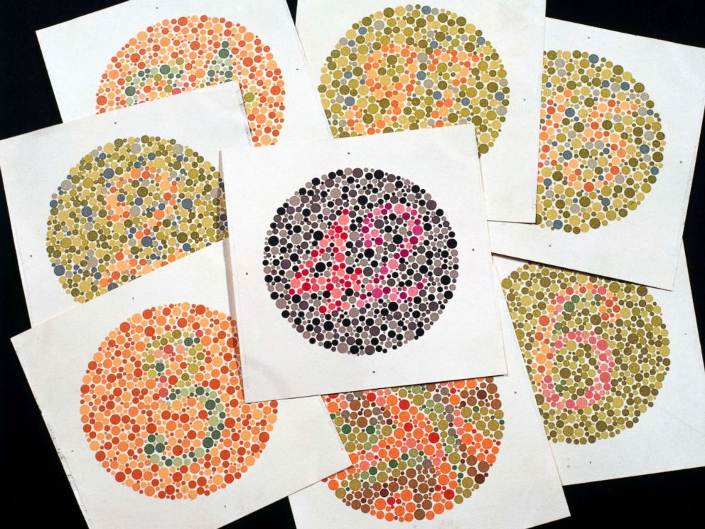How Specialty Glasses Allow Some Colorblind People To
