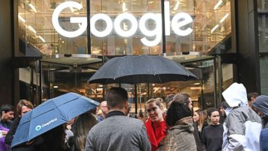 Google employees around the globe walk out to protest company's handling of sexual misconduct allegations