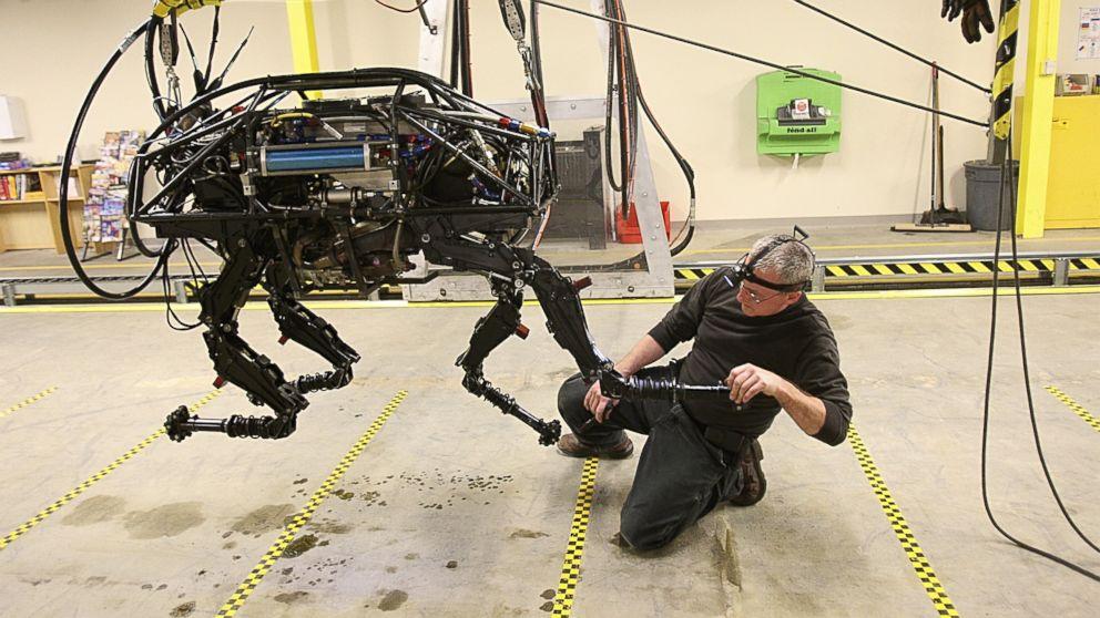 Google Buys Boston Dynamics Acquires Several New Robots