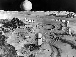 Newt Gingrich Promises Moon Base, Flights to Mars: A ...