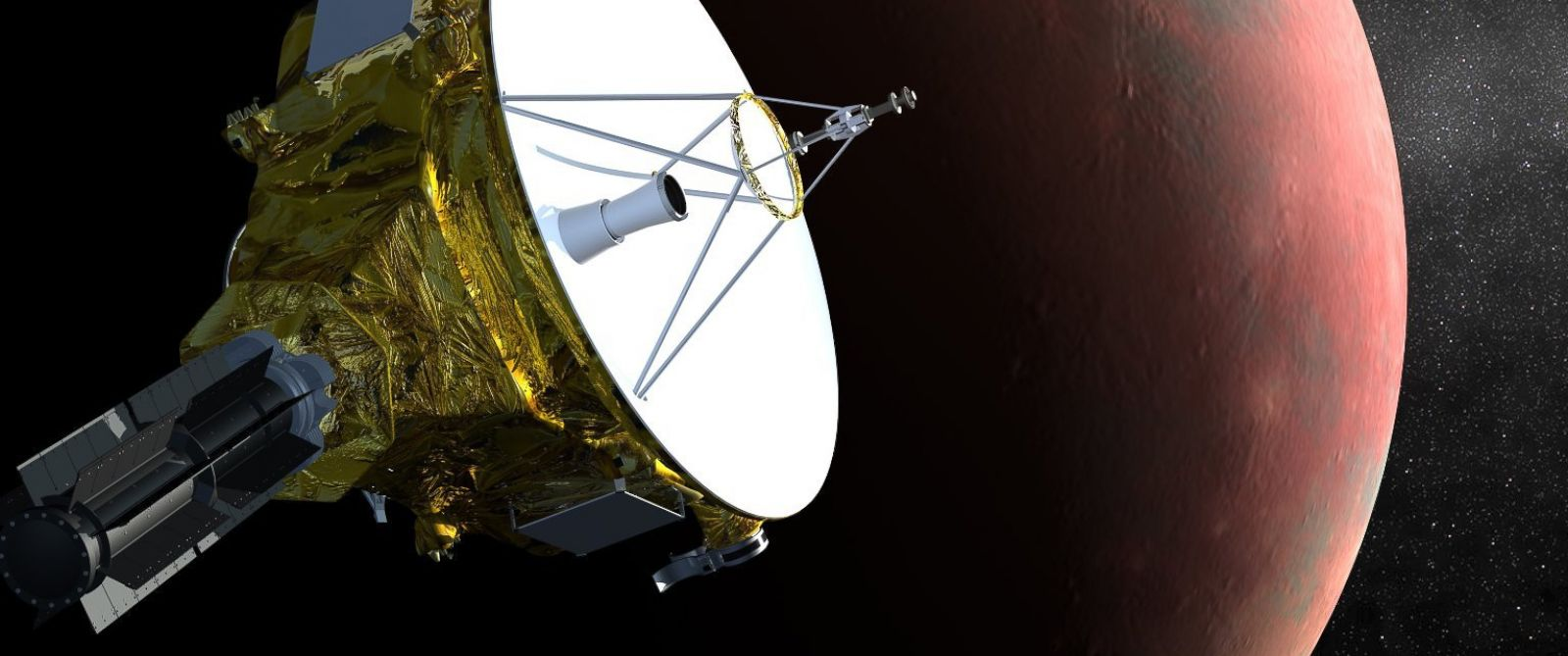 Kerberos Moon Of Plluto: New Horizons: 5 Discoveries The Space Probe Made On Its