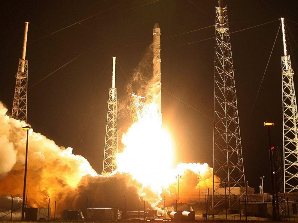 dragon spacex texas launch - photo #17