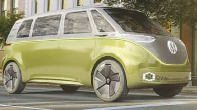 Volkswagen's Iconic Microbus Gets Update for the Driverless Age