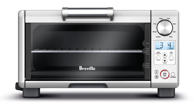 Breville Mini Smart Oven Abc News Gadget Guide Abc News