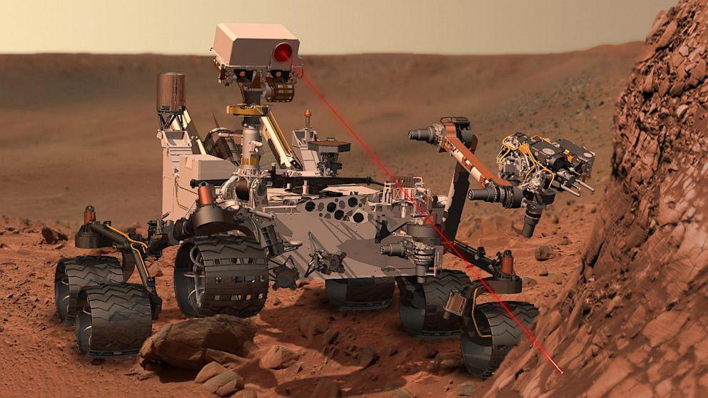 mars curiosity news - photo #37