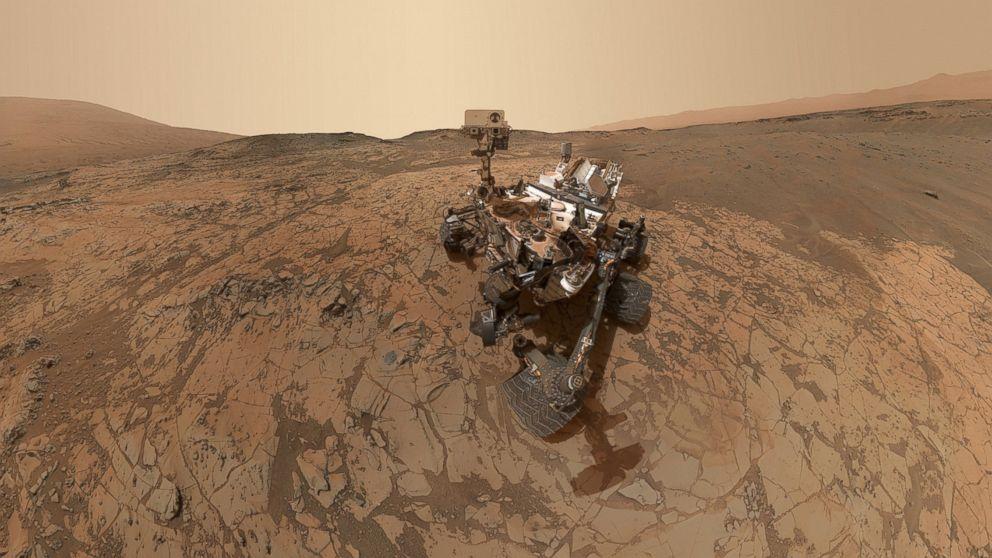 news about mars nasa - photo #43