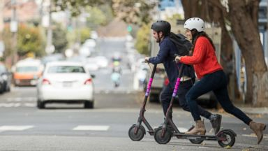 Lyft enters the scooter race by launching in Denver