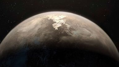 Scientists discover Earth-size planet that could sustain life