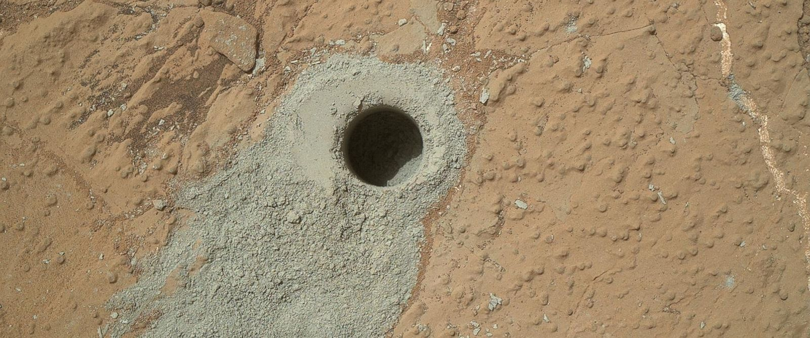 Mars Curiosity Rover Findings Fuel Theories of Ancient ...