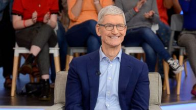 Apple CEO Tim Cook defends pricing of new iPhones
