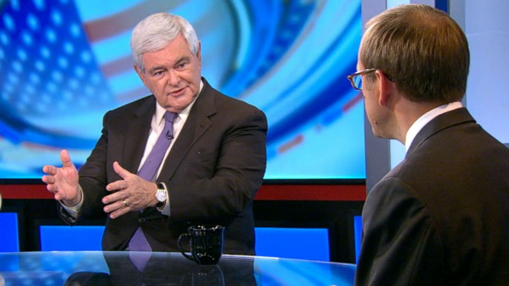 Newt Gingrich: There is No Current GOP 2016 Frontrunner ...