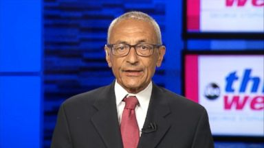 Podesta: New chief of staff must 'get the president to be disciplined'