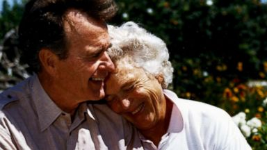 Remembering former First Lady - and First Mom - Barbara Bush