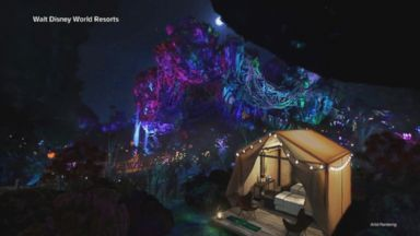Glamping at Disney World is now a thing