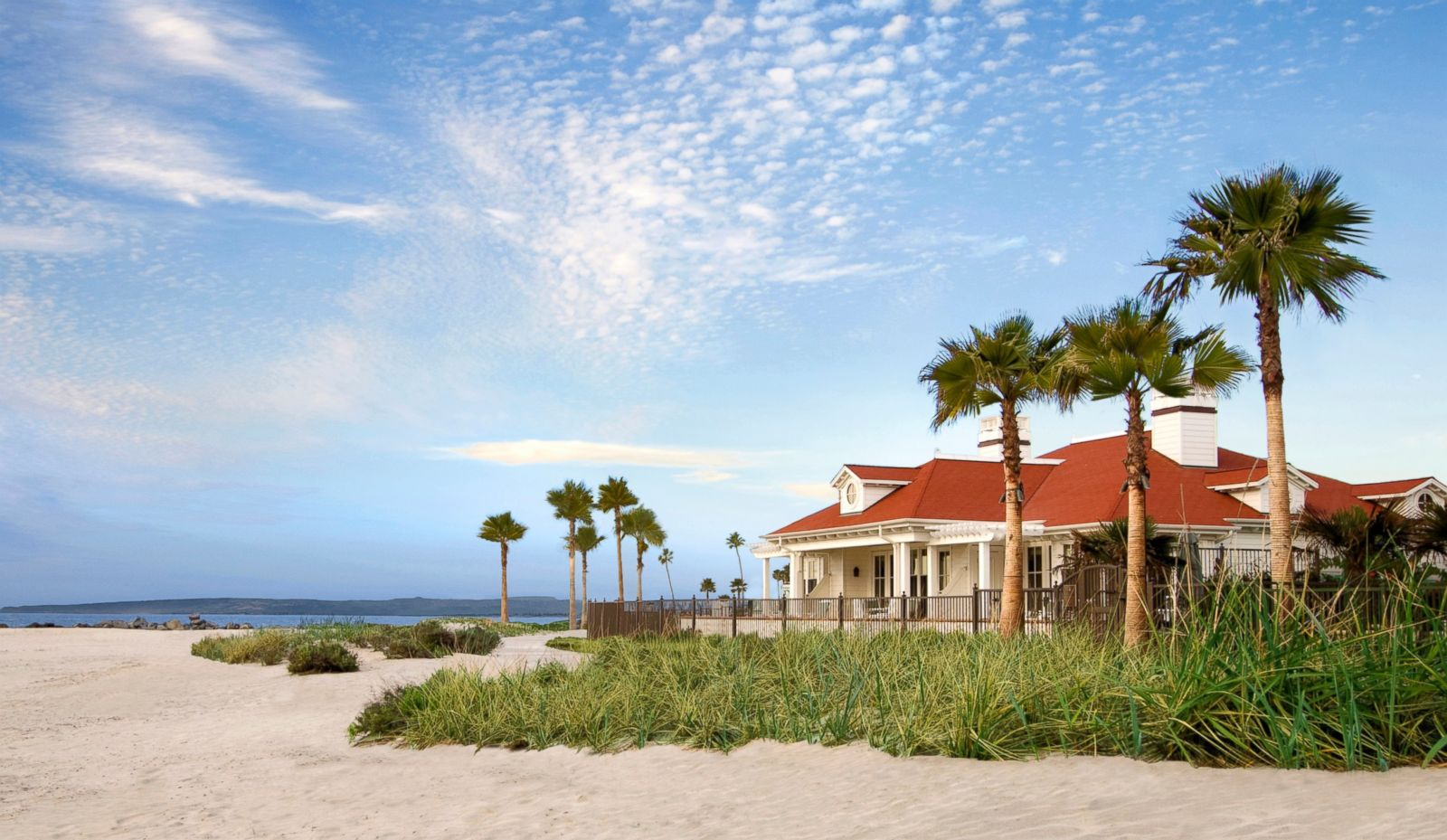 Hotel Suite Of The Week Beach Village Cottage At Del Coronado Photos Abc News