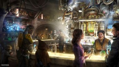 Disneyland to serve alcohol to public for first time at new Oga's Cantina