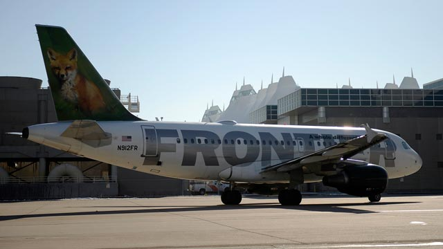 Frontier To Charge For Carry On Bags Soda Abc News
